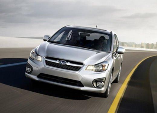 Nuova Subaru Impreza