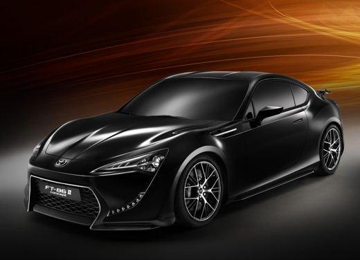 Toyota FT86: i dettagli della nuova coupé Toyota nata in collaborazione con Subaru - Foto 1 di 16