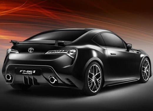 Toyota FT86: i dettagli della nuova coupé Toyota nata in collaborazione con Subaru - Foto 2 di 16