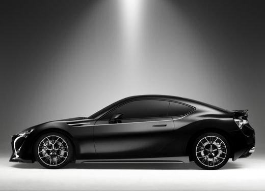 Toyota FT86: i dettagli della nuova coupé Toyota nata in collaborazione con Subaru - Foto 3 di 16