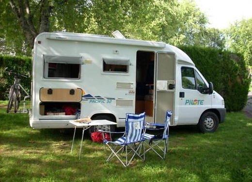 Turismo in camper