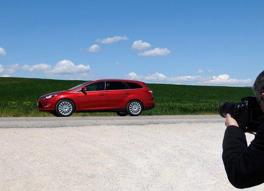 Nuova Ford Focus Station Wagon fotografata da Roberto Zini - Foto 4 di 8