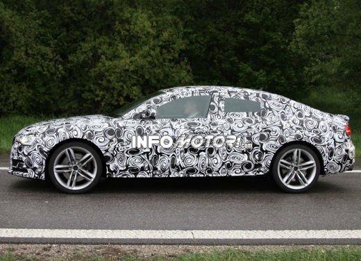 Audi S5 Sportback le immagini spia promettono grosse novità - Foto 8 di 9
