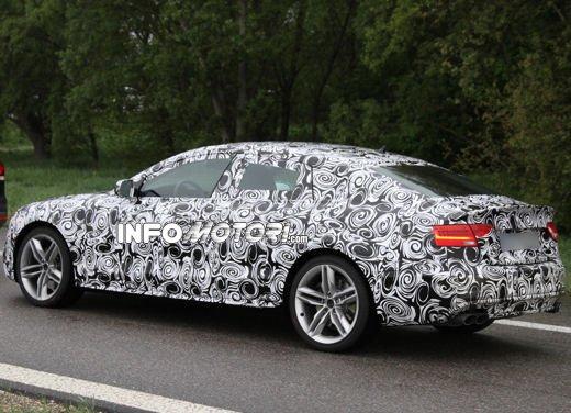 Audi S5 Sportback le immagini spia promettono grosse novità - Foto 9 di 9
