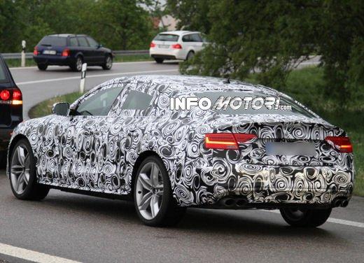 Audi S5 Sportback le immagini spia promettono grosse novità - Foto 1 di 9