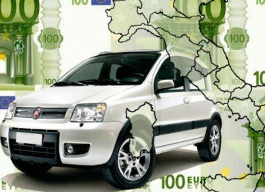 I vantaggi del metano:  con 10€ si percorrono 162 km contro i 63 km della benzina