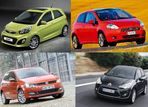 Auto per neopatentati: ecco quali scegliere e quanto costano - Foto 7 di 8