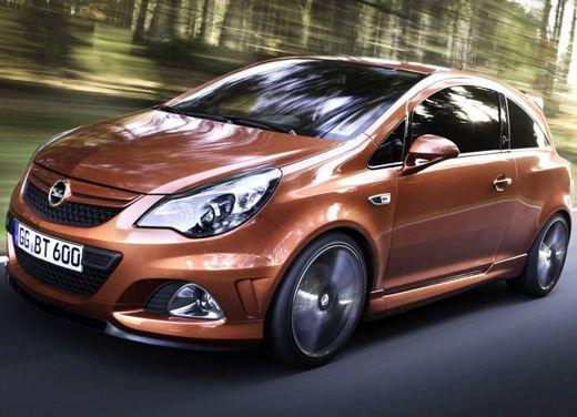 Opel Corsa OPC 'Nürburgring Edition': la Opel Corsa più potente di tutti i tempi