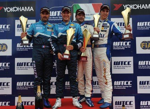 La Chevrolet Cruze fa due doppiette a Monza nel WTCC e fugge da Seat e BMW! - Foto 6 di 10
