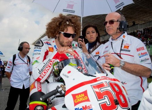 MotoGP, Assen, Simoncelli e Rossi guidano il gruppo: che sia la volta buona?