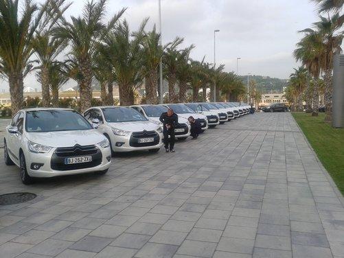Citroen DS4 provata a Barcellona