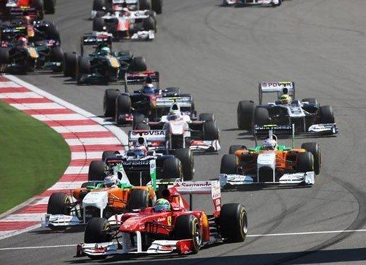 F1 GP Monaco 2012: video pneumatici Pirelli a Montecarlo - Foto 2 di 15