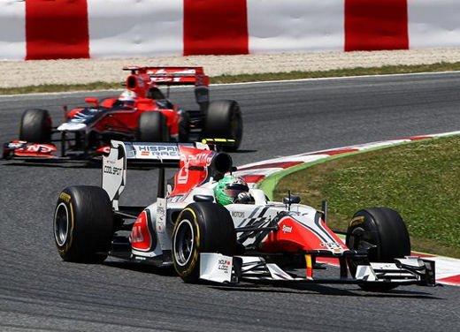 F1 GP Monaco 2012: video pneumatici Pirelli a Montecarlo - Foto 13 di 15
