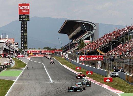 F1 GP Monaco 2012: video pneumatici Pirelli a Montecarlo - Foto 14 di 15