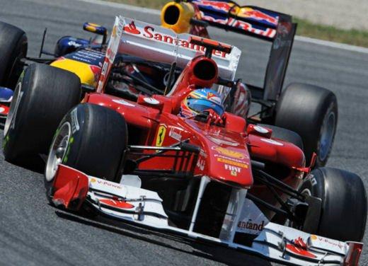 F1 GP Monaco 2012: video pneumatici Pirelli a Montecarlo - Foto 7 di 15