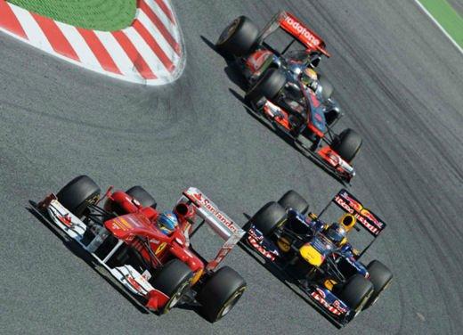 F1 GP Monaco 2012: video pneumatici Pirelli a Montecarlo - Foto 8 di 15