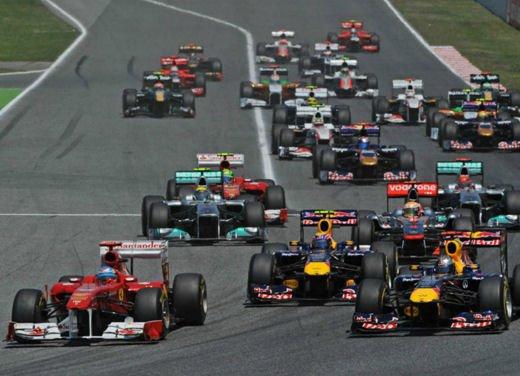 F1 GP Monaco 2012: video pneumatici Pirelli a Montecarlo - Foto 9 di 15