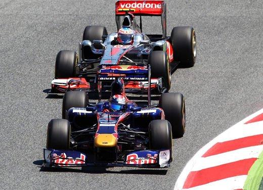 F1 GP Monaco 2012: video pneumatici Pirelli a Montecarlo - Foto 10 di 15