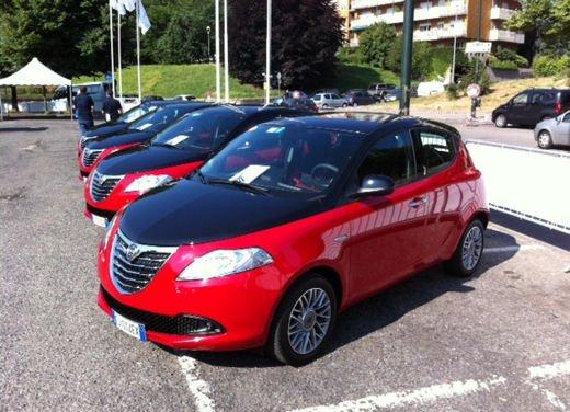 Nuova Lancia Ypsilon provata a Torino - Foto 39 di 53