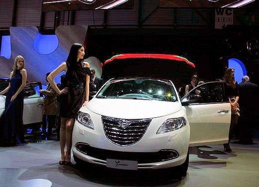 Nuova Lancia Ypsilon provata a Torino - Foto 48 di 53