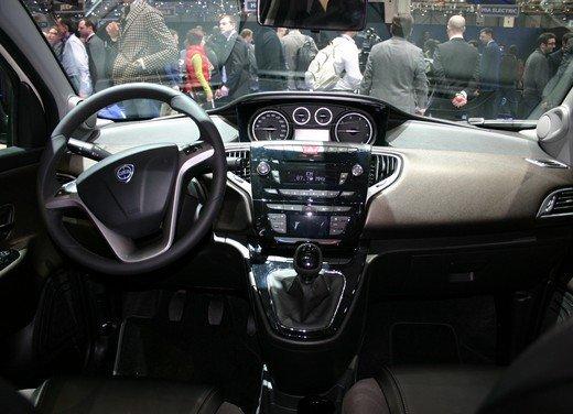 Nuova Lancia Ypsilon provata a Torino - Foto 50 di 53