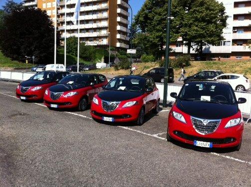 Nuova Lancia Ypsilon provata a Torino - Foto 35 di 53