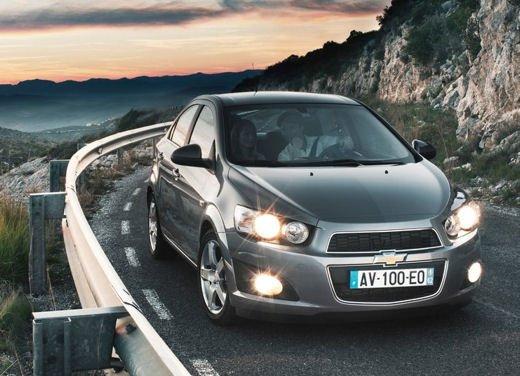 Chevrolet Aveo - Foto 1 di 12