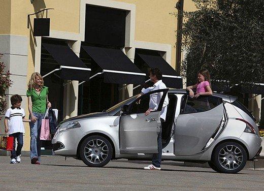 Nuova Lancia Ypsilon provata a Torino - Foto 2 di 53
