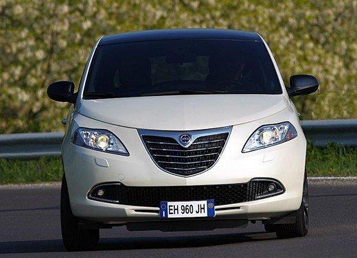 Nuova Lancia Ypsilon provata a Torino - Foto 14 di 53
