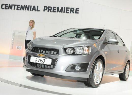 Chevrolet Aveo - Foto 3 di 12