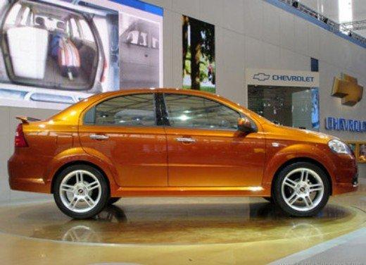 Chevrolet Aveo - Foto 4 di 12