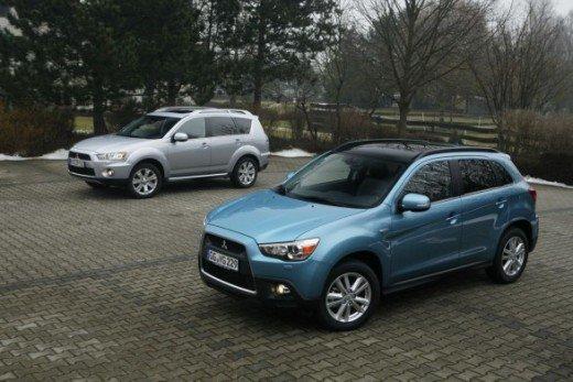 La gamma Mitsubishi si arricchisce con la nuova Mitsubishi ASX a GPL - Foto 3 di 10