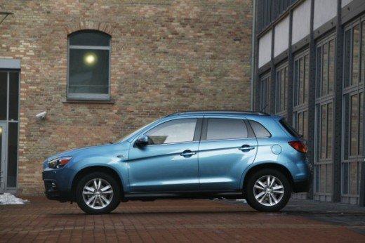 La gamma Mitsubishi si arricchisce con la nuova Mitsubishi ASX a GPL - Foto 4 di 10