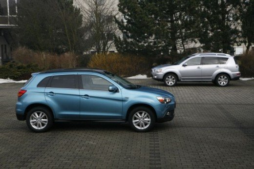 La gamma Mitsubishi si arricchisce con la nuova Mitsubishi ASX a GPL - Foto 5 di 10