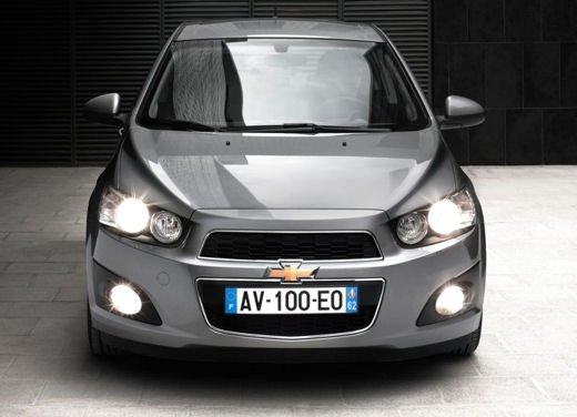 Chevrolet Aveo - Foto 5 di 12