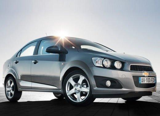 Chevrolet Aveo - Foto 7 di 12