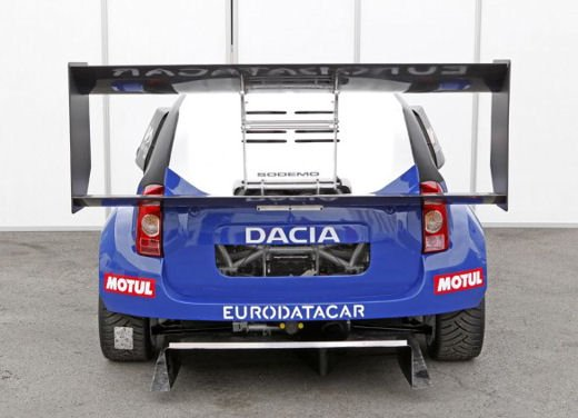 "Dacia Duster ""No Limit"": 850 CV per partecipare alla Pikes Peak International Hill Climb - Foto 9 di 9"