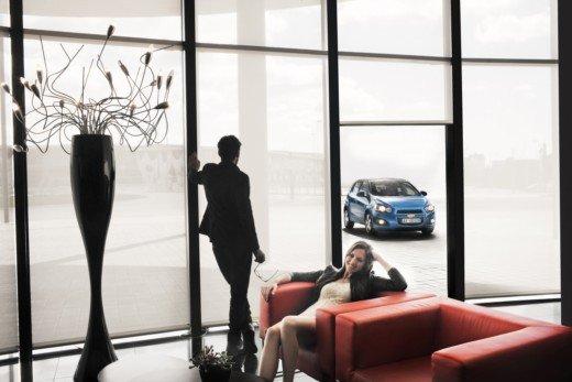 Chevrolet Aveo provata a Zurigo - Foto 15 di 48