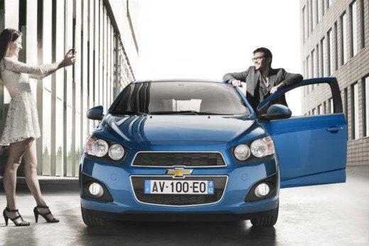 Chevrolet Aveo provata a Zurigo - Foto 21 di 48