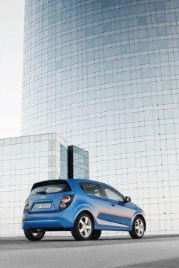 Chevrolet Aveo provata a Zurigo - Foto 27 di 48