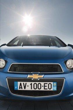 Chevrolet Aveo provata a Zurigo - Foto 33 di 48