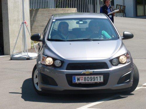 Chevrolet Aveo provata a Zurigo - Foto 39 di 48