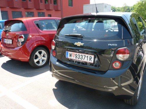 Chevrolet Aveo provata a Zurigo - Foto 40 di 48