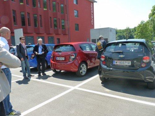 Chevrolet Aveo provata a Zurigo - Foto 41 di 48