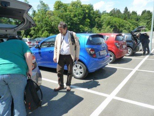 Chevrolet Aveo provata a Zurigo - Foto 43 di 48