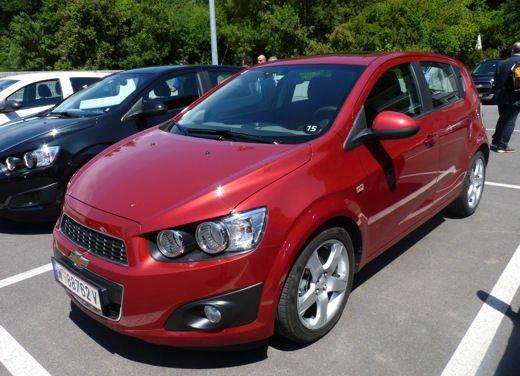Chevrolet Aveo Prezzo Opinioni E Test Drive Pagina 2 Infomotori