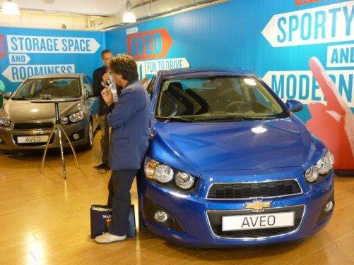 Chevrolet Aveo provata a Zurigo - Foto 48 di 48