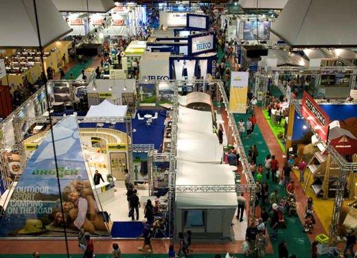 Salone del Camper 2011 a Parma - Foto 5 di 13
