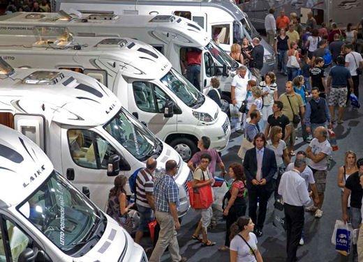 Salone del Camper 2011 a Parma - Foto 6 di 13