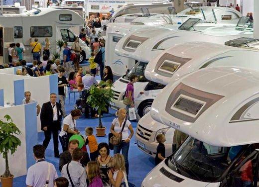 Salone del Camper 2011 a Parma - Foto 7 di 13